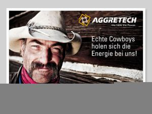 Aggretech (jetzt: MTU Onsite Energy Systems, Ruhstorf)